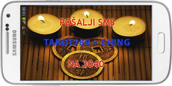 I CHING, TAROT, SMS TAROT, SRBIJA