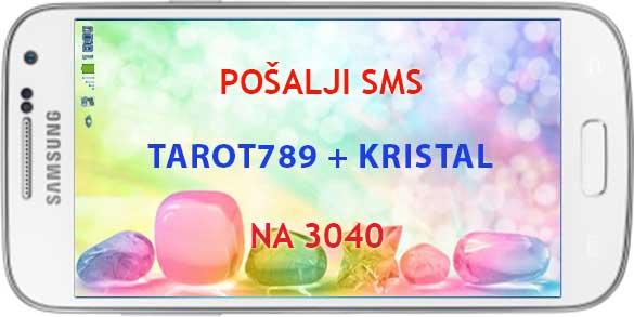 KRISTALI TAROT, SMS TAROT, SRBIJA