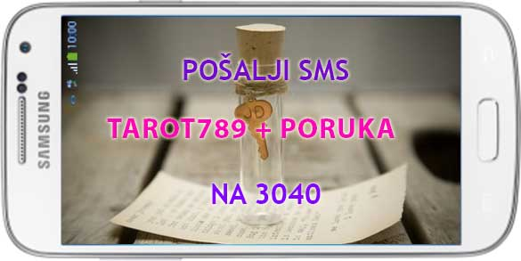 PORUKA ANĐELA, TAROT, SMS TAROT, SRBIJA